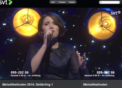 Ellen Benediktson på SVT Play