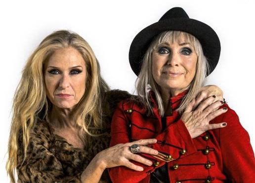 Marie Bergman & Sanne Salomonsen, Foto: Janne Danielsson/ SVT