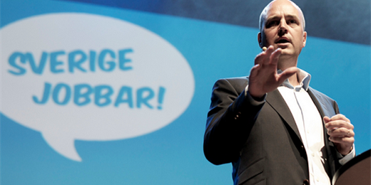 Fredrik Reinfeldt (Foto: flickr/danieljordahl BY CC 2.0)