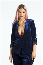 Dinah Nah, Foto: Janne Danielsson/SVT