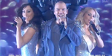 Melodifestivalen, delfinal 4, Alcazar. Foto: Printscreen SVT Play