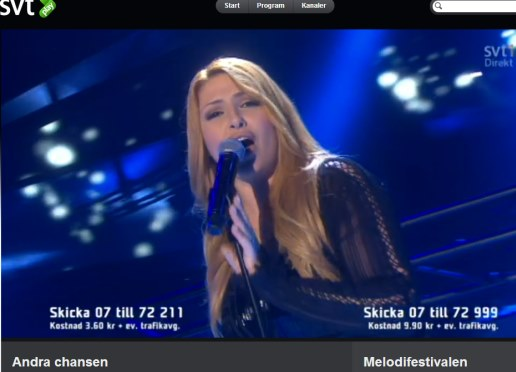 Foto: Printscreen SVT Play