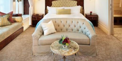 The St Regis Singapore, Executive De Luxe Room