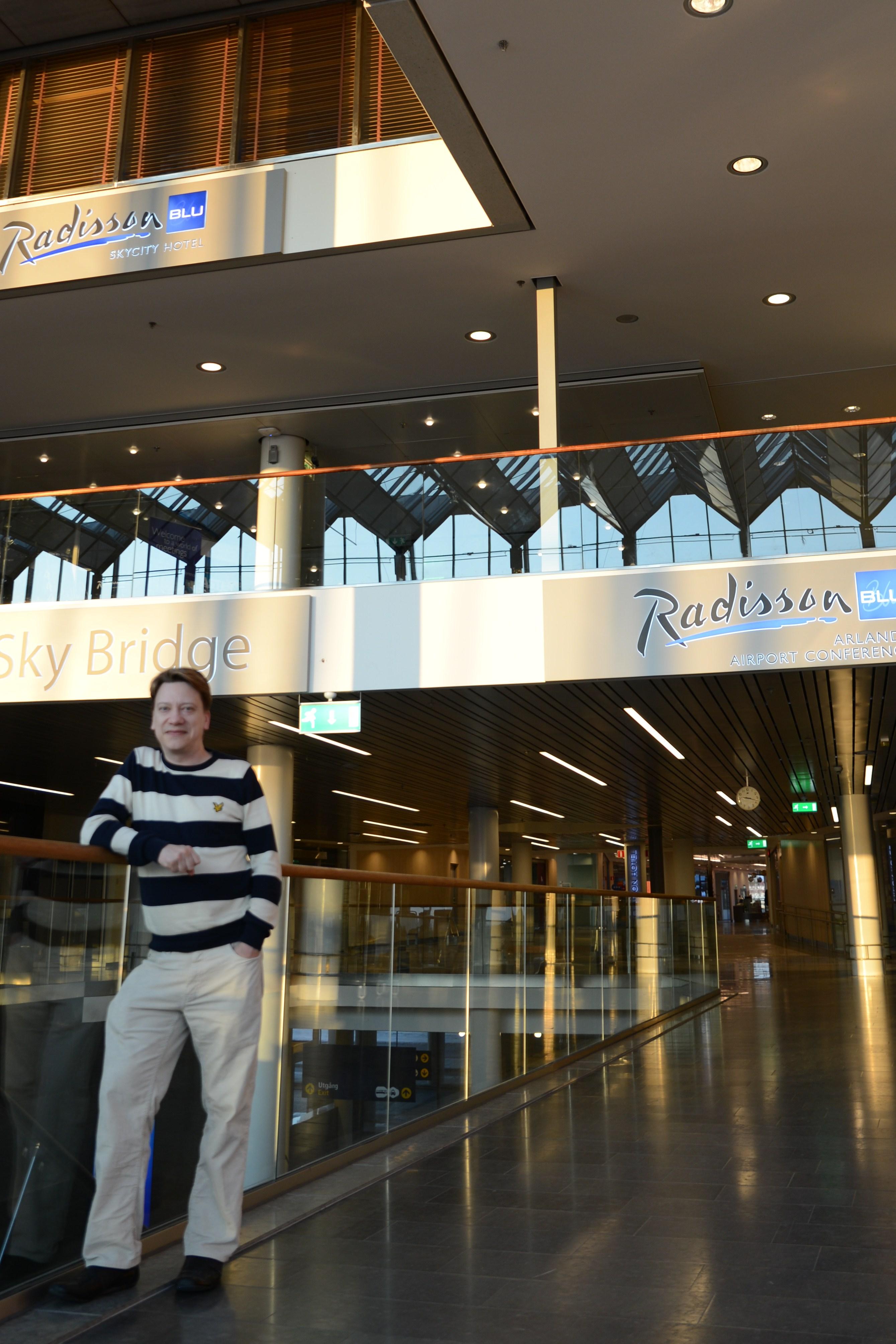 Radisson Blu Sky City Arlanda