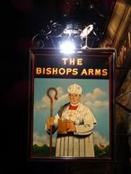 The Bishops Arms en av Luleås många pubar
