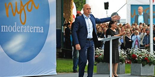 Fredrik Reinfeldt (Foto: News Øresund - Thea Wiborg)