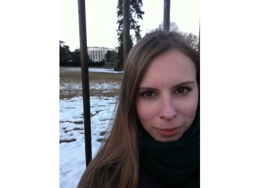Hanna Wagenius, förbundsordförande CUF, Foto: selfie