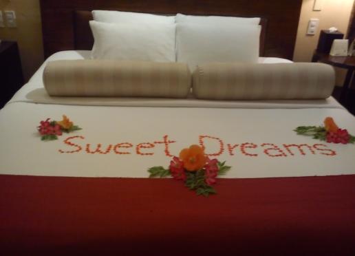 Amorita Hotel välkomnar sin gäst