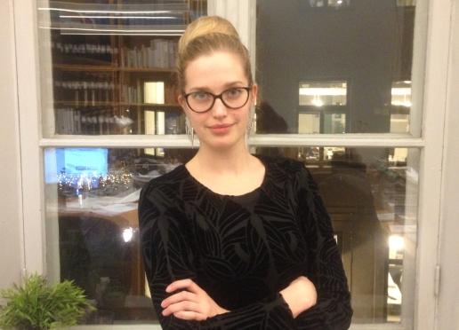 Linda Nordlund, Förbundsordförande LUF